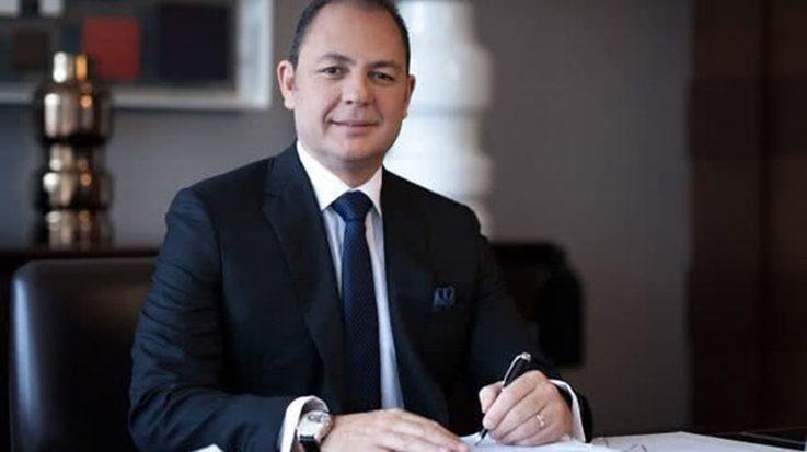 Raúl Gorrín, propietario de Globovisión y seguros La Vitalicia.