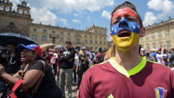 Los venezolanos disminuyen sus peticiones de visa estudiante, pero aumentan las solicitudes de asilo o residencias humanitarias.