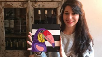 Vanessa Iacono, artista visual.