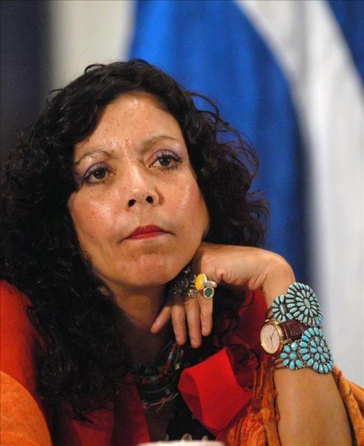 El presidente estadounidense dio la orden de bloquear los activos de la vicepresidenta Rosario Murillo que están bajo jurisdicción de EEUU.