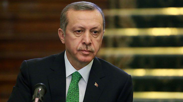 Recep Tayyip Erdogan, presidente de Turquía.