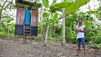 Fundación Aquae y Unicef desarrollan el proyecto 'Agua para la Amazonía Peruana', en colaboración con el Gobierno de Perú.