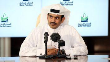 Saad al Kaabi, ministro de Energía de Qatar.