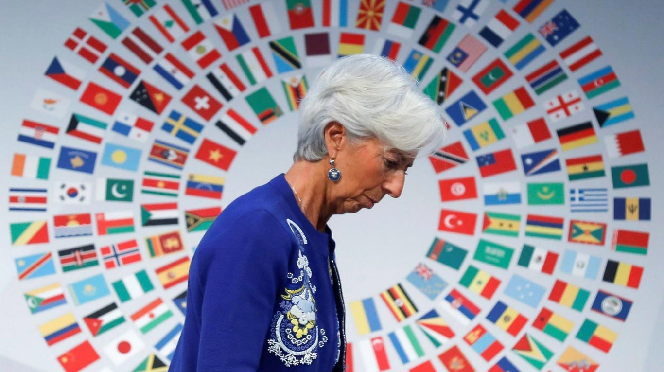 """El FMI elogia a las autoridades de Argentina """"por sus continuos esfuerzos para avanzar en su programa de reforma económica""""."""