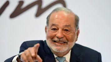 Carlos Slim, empresario mexicano.