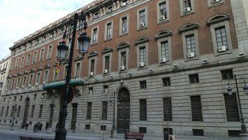 Alfonso Díez García renuncia como miembro del Tribunal calificador del proceso selectivo para el ingreso al Cuerpo Superior de Vigilancia Aduanera.