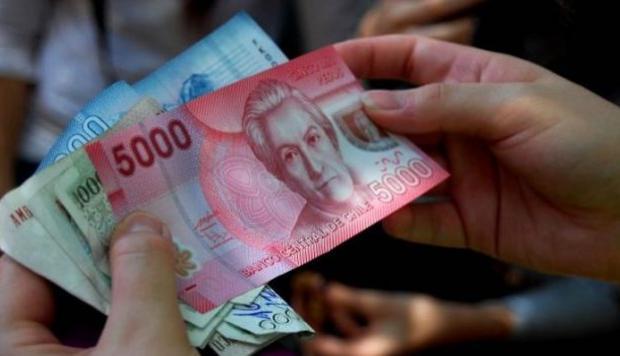 La remuneración media por hora ordinaria trabajada en Chile se ha situado en 4,752 pesos (unos 7.09 dólares).