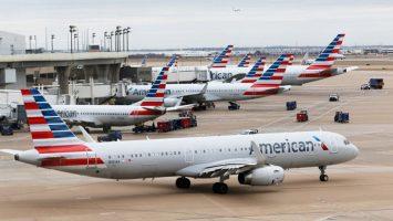 American Airlines únicamente recibirá pagos por la compra de boletos o equipaje facturado en tarjetas de crédito o débito en México.