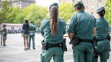 La Guardia Civil comprará nuevos sprays de defensa personal por un valor estimado de 195.000 euros.