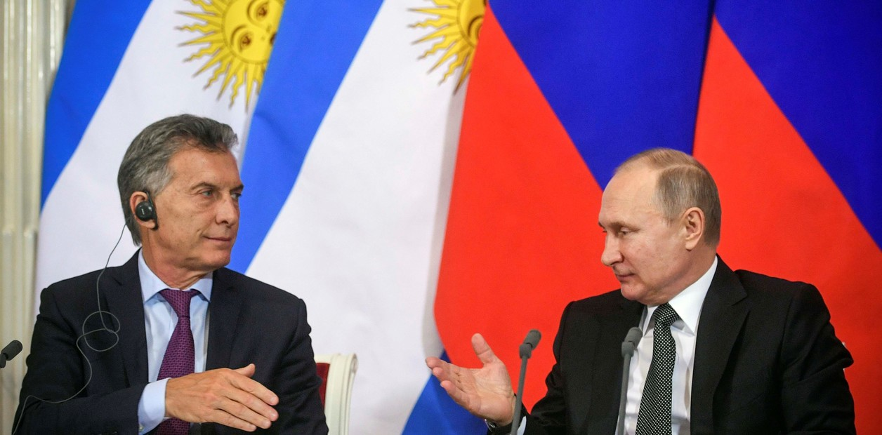 Las exportaciones de Argentina a Rusia han crecido un 14 por ciento, mientras que las importaciones un 56 por ciento.