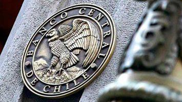 El Banco Central de Chile prevé un crecimiento de la economía entre un 3,25 y un 4,25 por ciento para 2019.