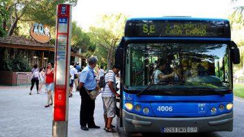Las familias españolas destinan el 11,6 por ciento de sus ingresos al transporte.
