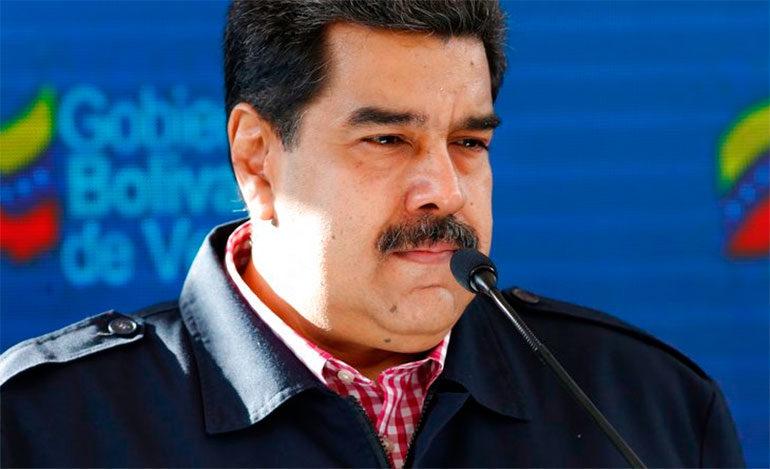 """El Gobierno de Nicolás Maduro ha justificado la ocupación de la planta de neumáticos como una """"medida de protección"""" para los trabajadores."""