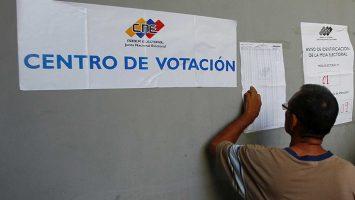 Venezuela y sus campañas electorales
