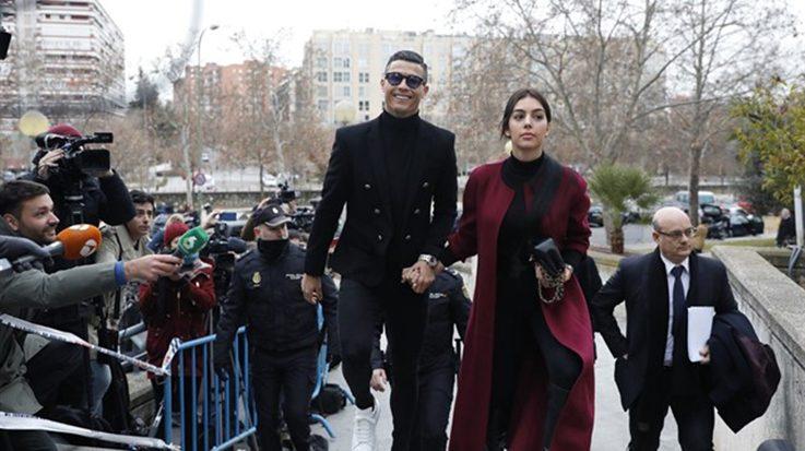 0dec4a8fbe Cristiano Ronaldo acepta la condena fiscal: 23 meses de cárcel y multa de 18,8  millones