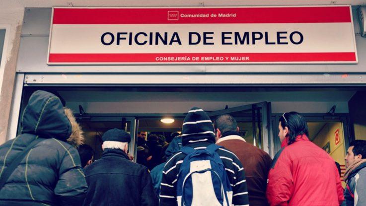 El empleo en España registra su segundo peor enero de los últimos cinco años.