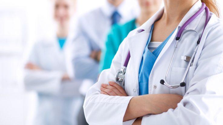 profesionales de sanidad