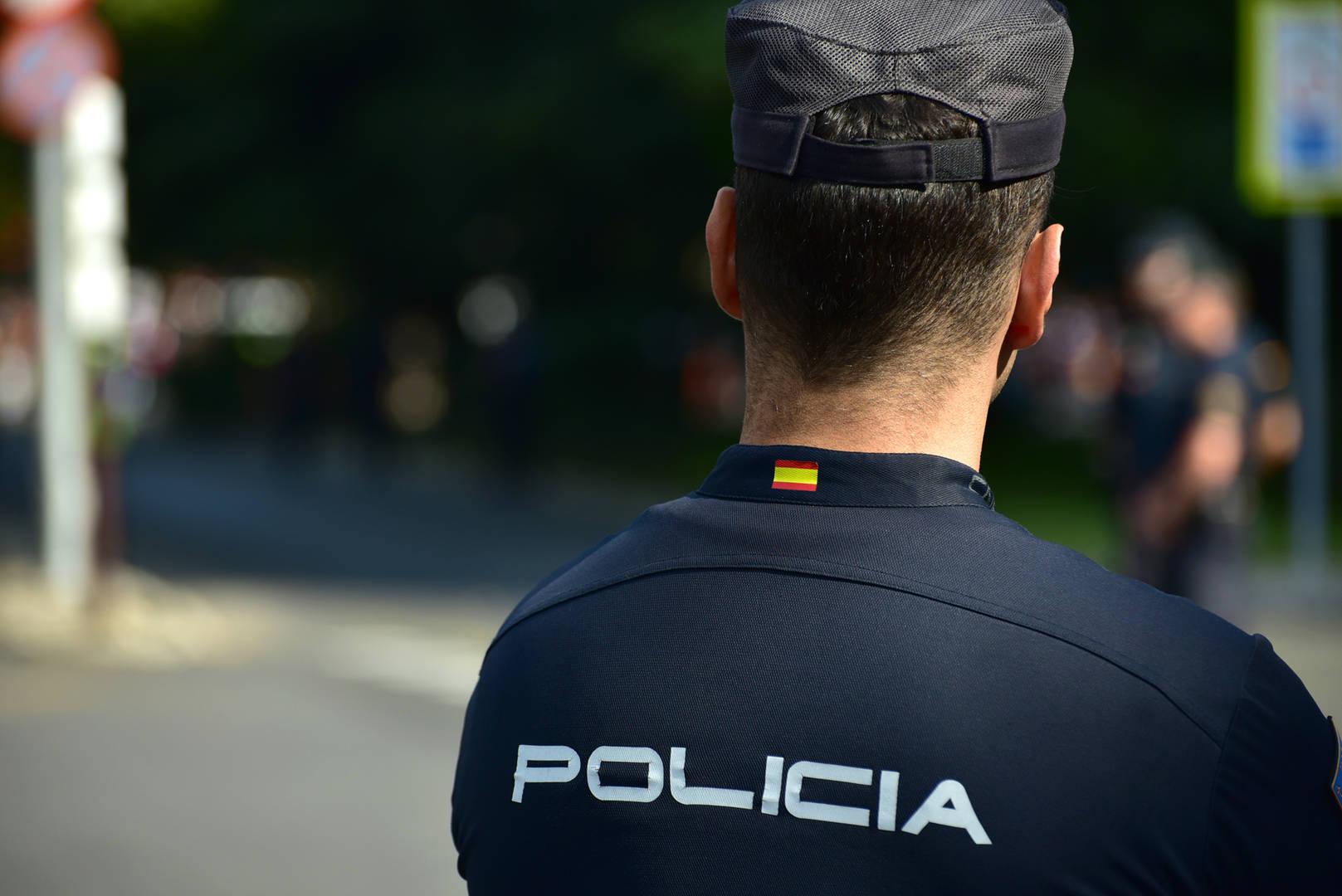 Policía de España