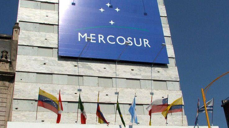 Fachada de Mercosur