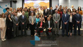 Secretaría general iberoamericana