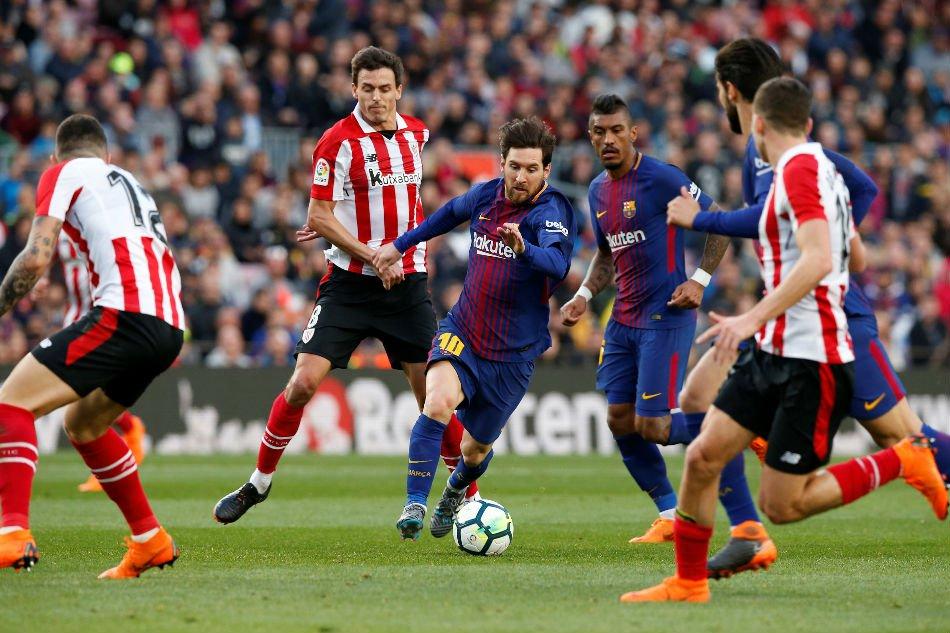 Leo Messi en LaLiga