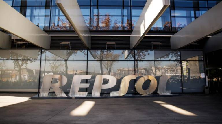 Oficinas Repsol