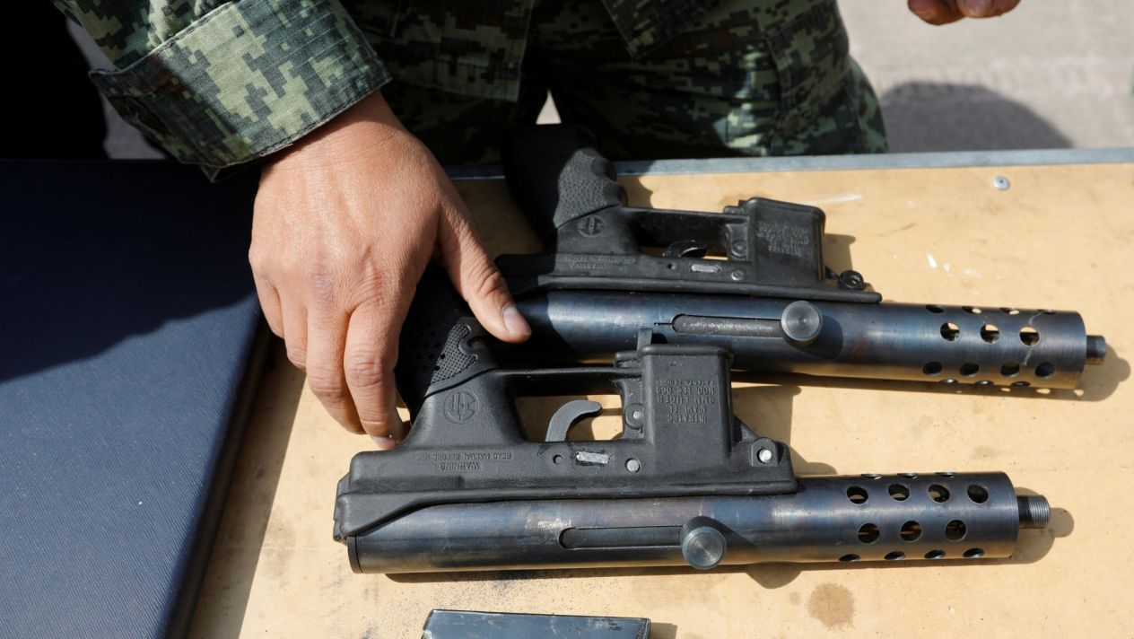 Armas semiautomáticas