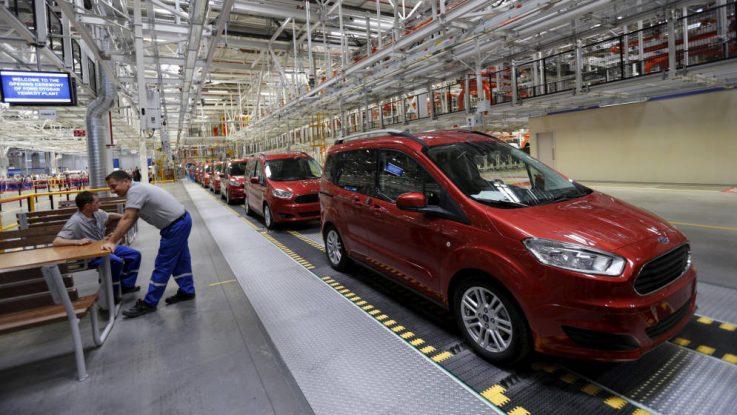 planta Ford