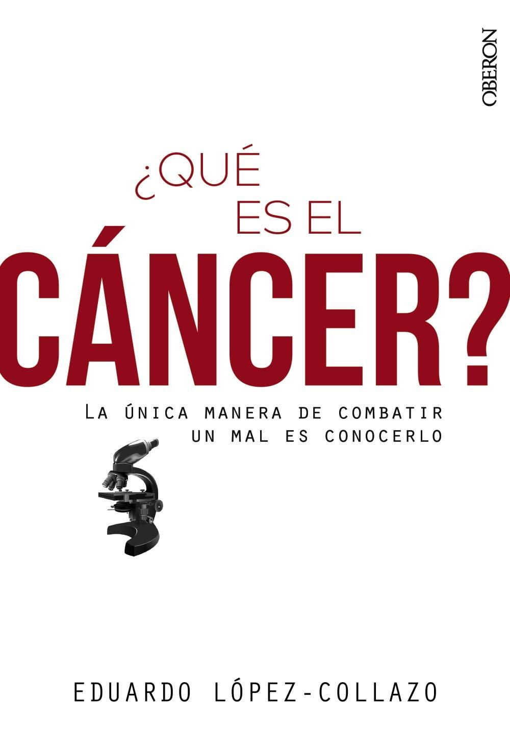 Libro '¿Qué es el cáncer?'