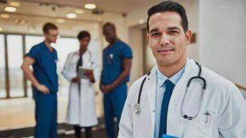 Medico extranjero del MIR