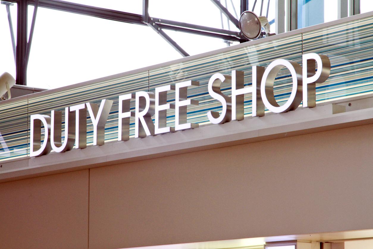 tienda duty free