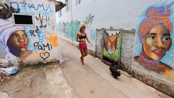 Mujeres en Brasil