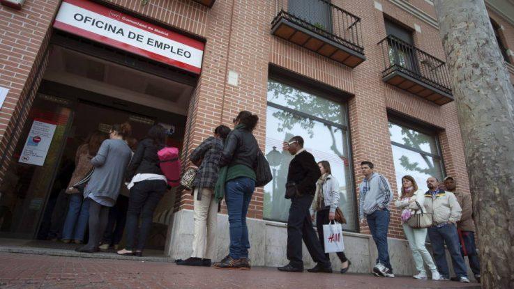 Oficina de empleo de España
