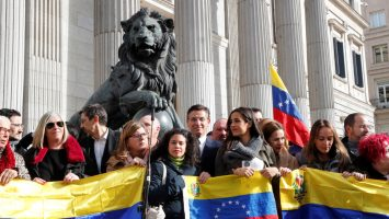 Diáspora venezolana