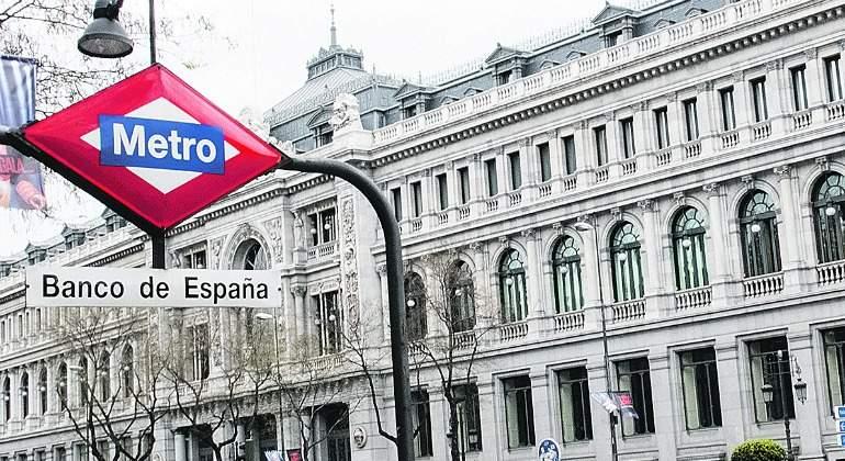 Metro de Banco de España