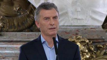 Mauricio Macri impulsa las Pymes