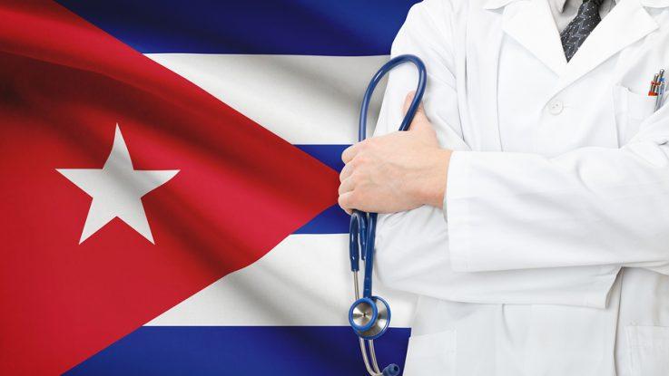 Médico de Cuba