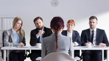 Entrevista de empleo