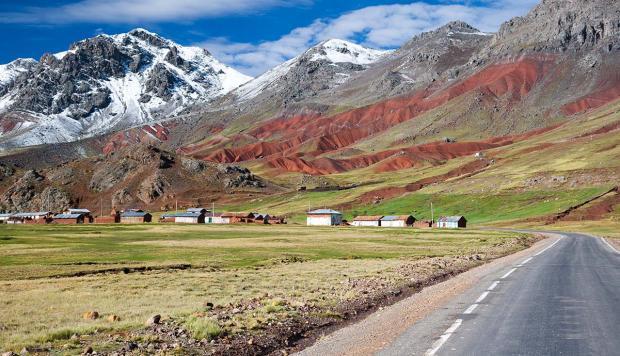 Carretera de Perú