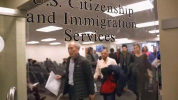 Oficina de inmigración
