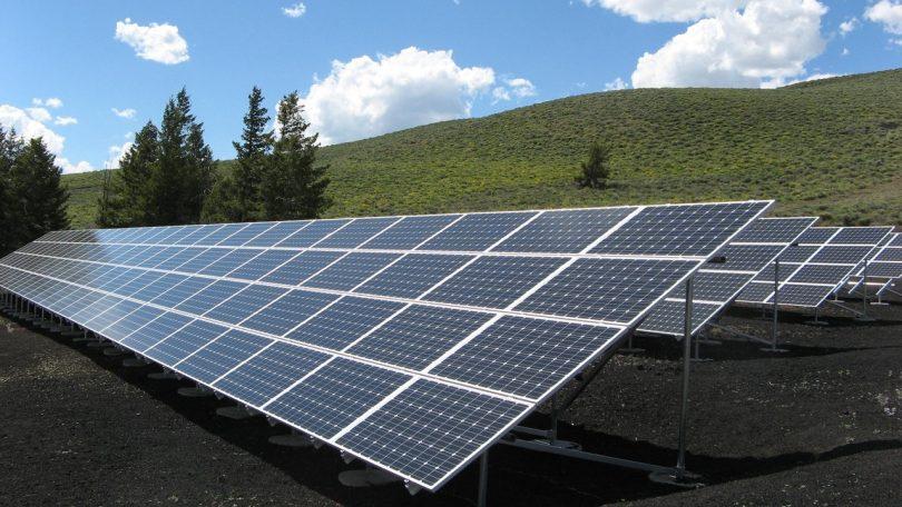 Plantas solares de Huawei