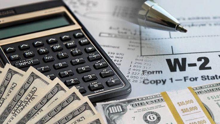 Impuestos en los EEUU