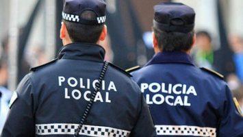 Policía local de La Rioja