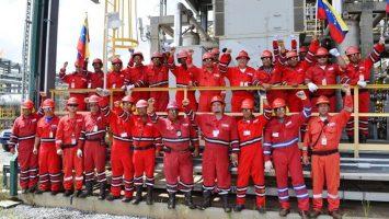 Emleados de Petróleos de Venezuela