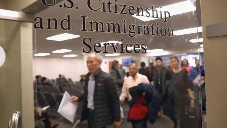 Oficina de inmigración de EEUU