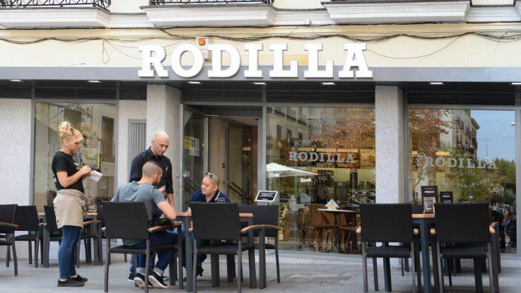 Local rodilla