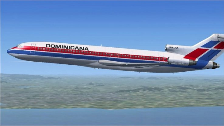 Aviación dominicana