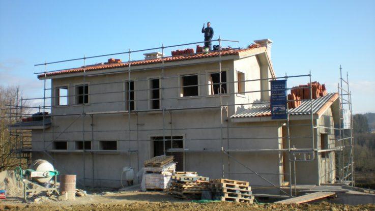 Visados para construcción de hogares