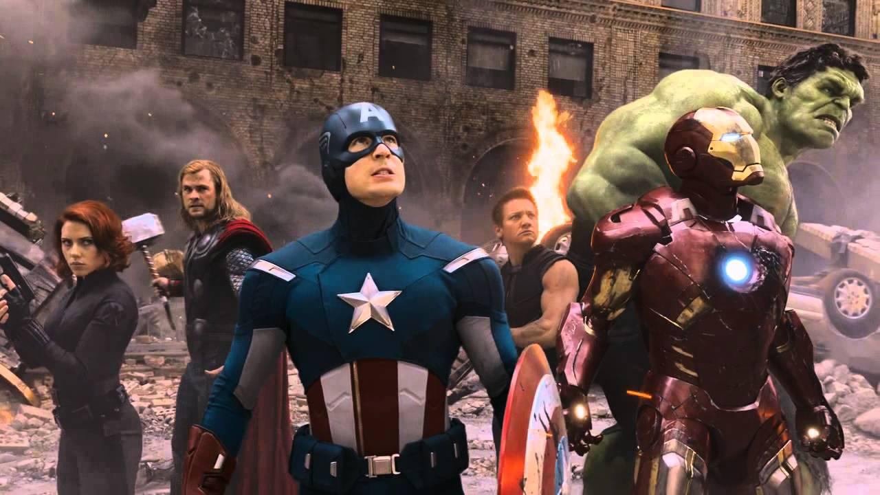 Avengers originales