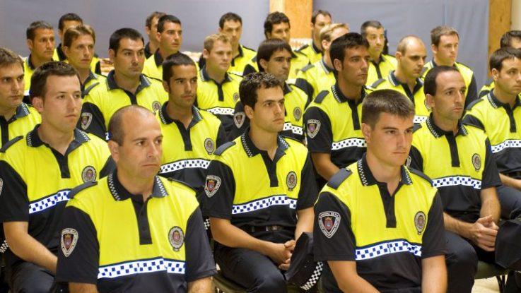 Policía de Pamplona